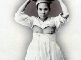 朝鲜女子露乳为美消失之谜
