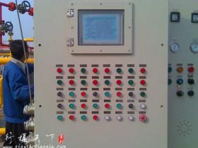 防爆控制柜现场安装图 防爆电机现场安装图