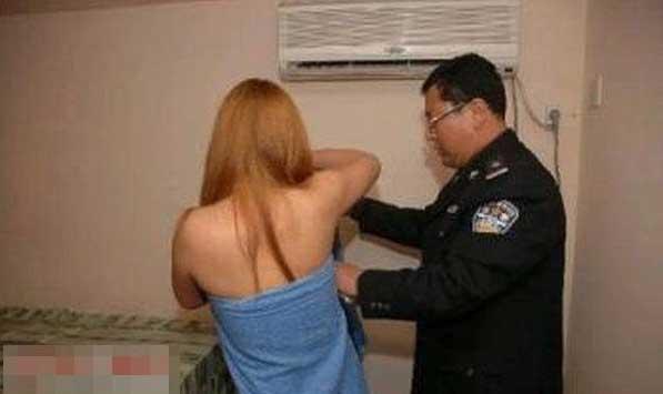 助人为乐的警察叔叔