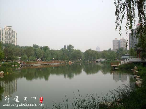 夏游长安公园_长安公园一日游
