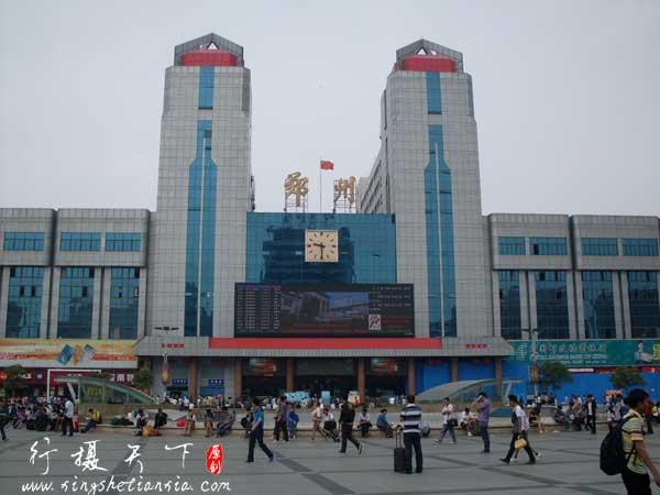 2012.5.17 郑州火车站