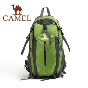 骆驼户外登山包 旅行包 男女情侣款双肩包 徒步旅游背包