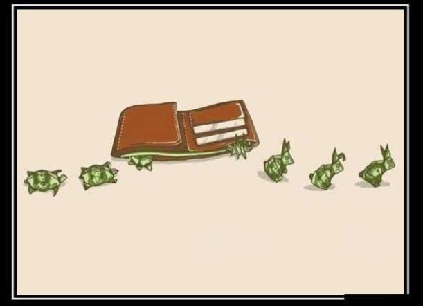 我们的钱包