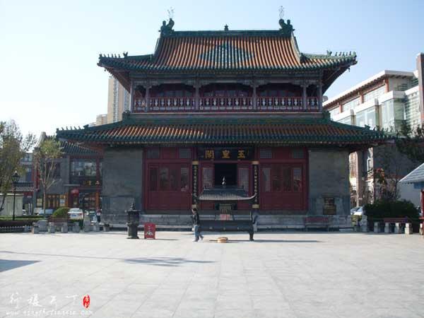天津文化街-玉皇阁