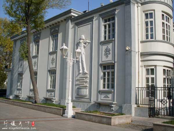 原奥国领事馆