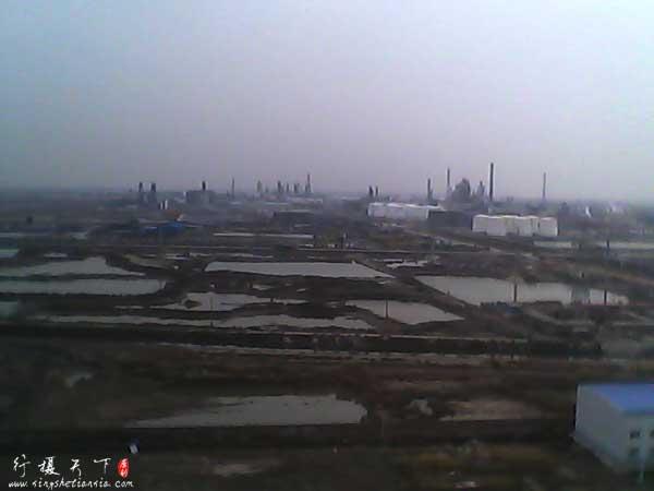 天津大港油田
