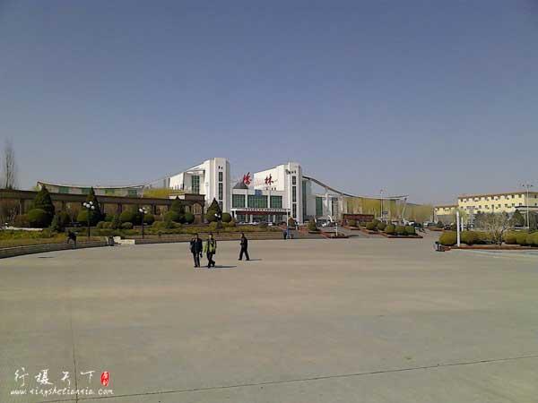 榆林火车站