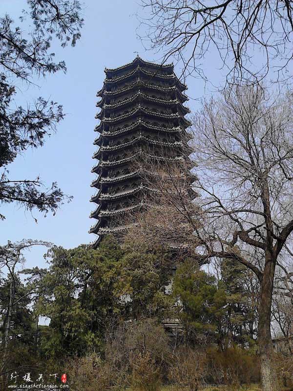 北京大学博雅塔