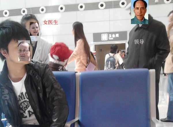 石家庄火车站见闻