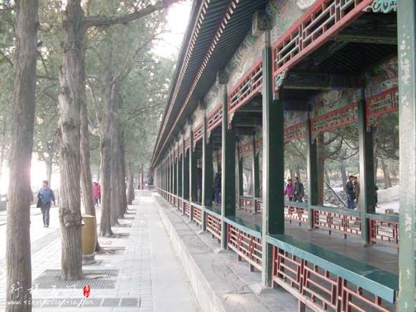 颐和园长廊