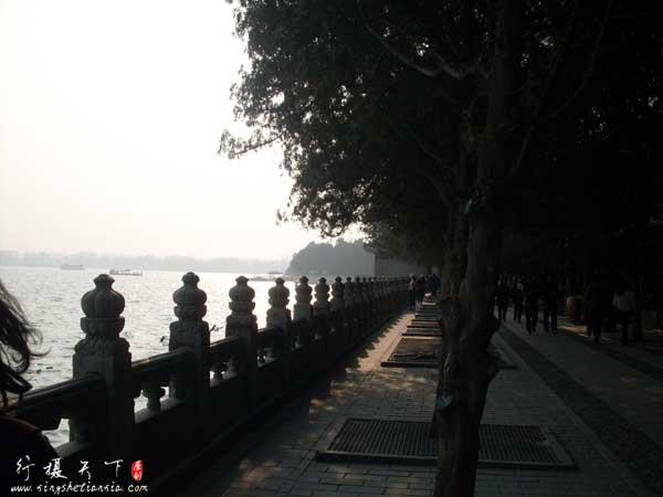 颐和园昆明湖长廊