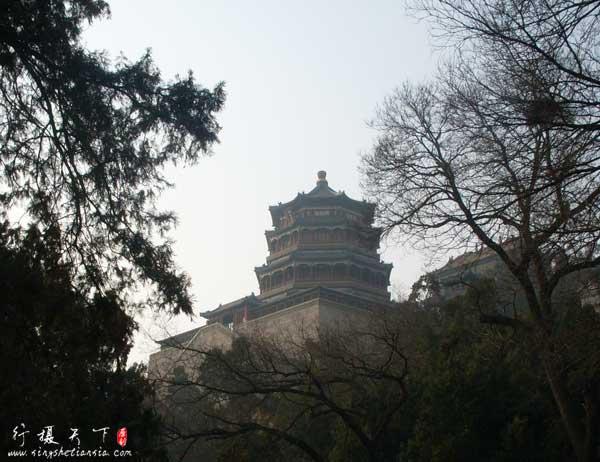 颐和园善现寺