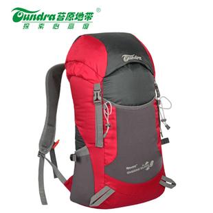苔原地带 登山包 双肩包皮肤包 可折叠收纳户外旅游背包35L包运费