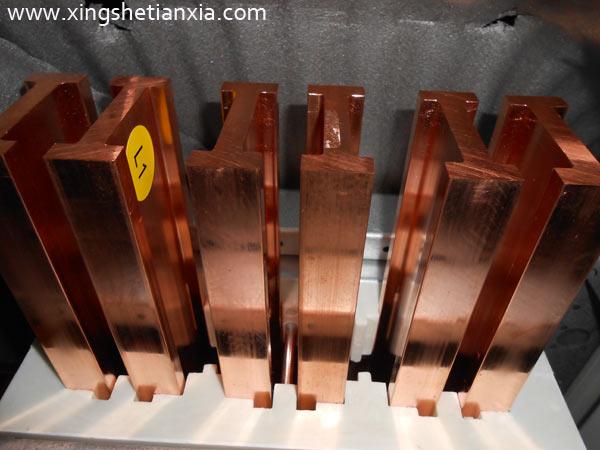 ABB低压开关柜铜排