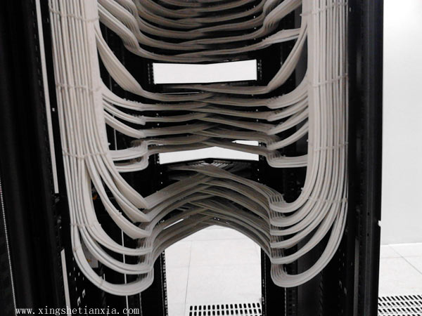 机房布线-机房施工