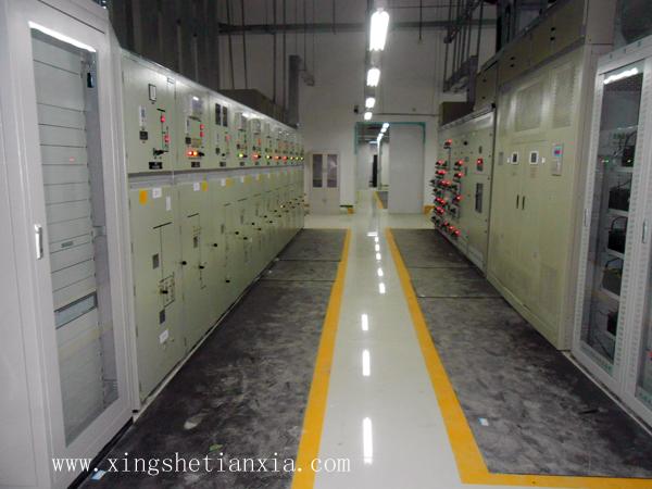 高压柜和低压柜