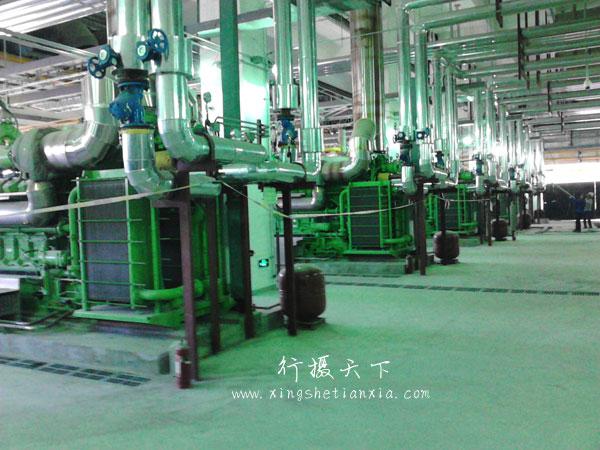 1000万的设备-燃气发电机