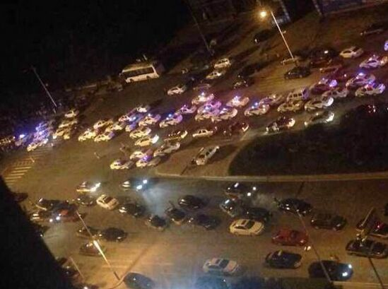 石家庄一民警驾驶警车肇事致人死亡或涉嫌酒驾