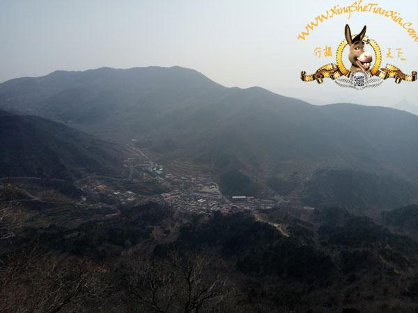 妙峰山下的村庄
