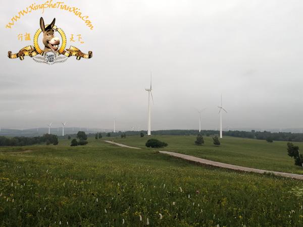 围场-风车群