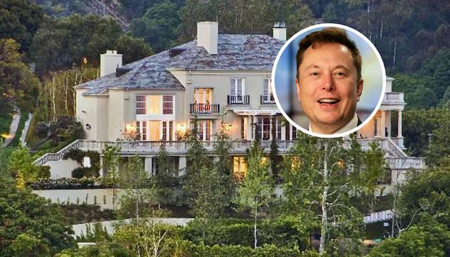 马斯克洛杉矶一处豪宅卖给丁磊,2900万美元成交